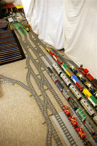Layout Marshalling Yard Lego Train Tech Eurobricks Forums